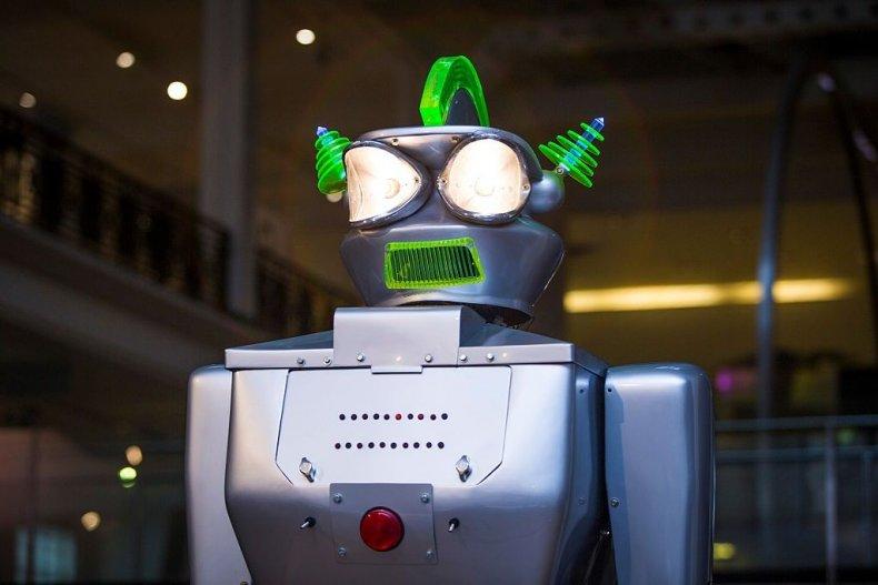 robot europe human electronic person EU
