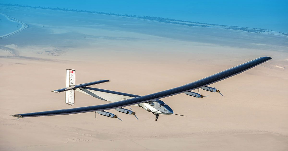 solar impulse andre Borschberg atlantic