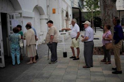 Gibraltar EU referendum voters