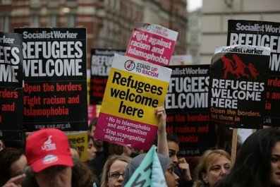 Immigration Brexit EU Referendum