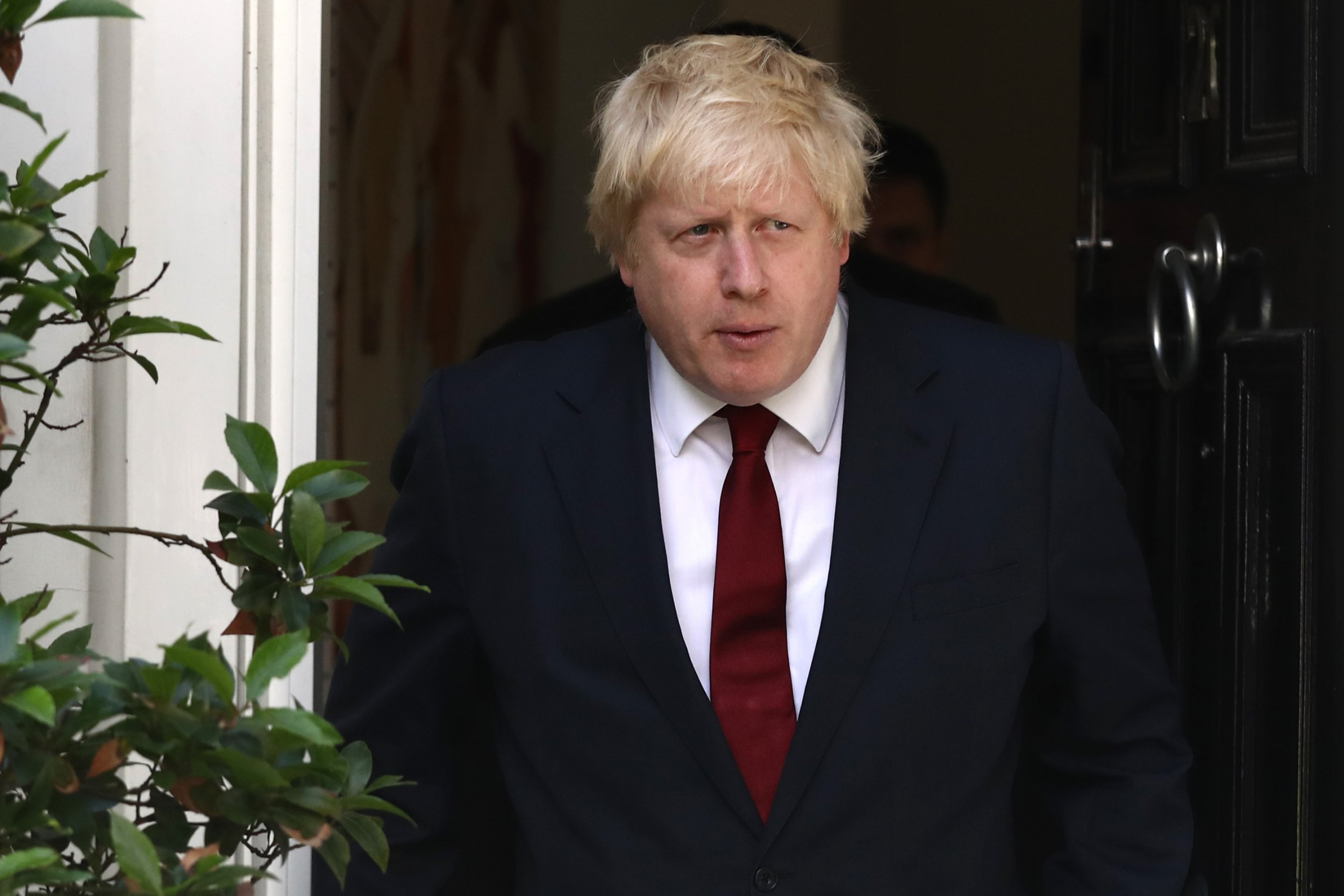 Boris Johnson after Brexit
