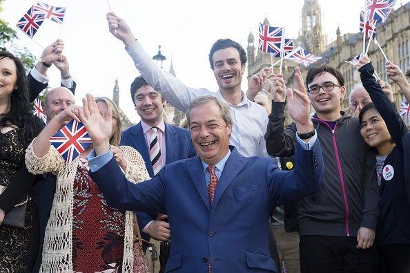 Nigel Farage Brexit Referendum