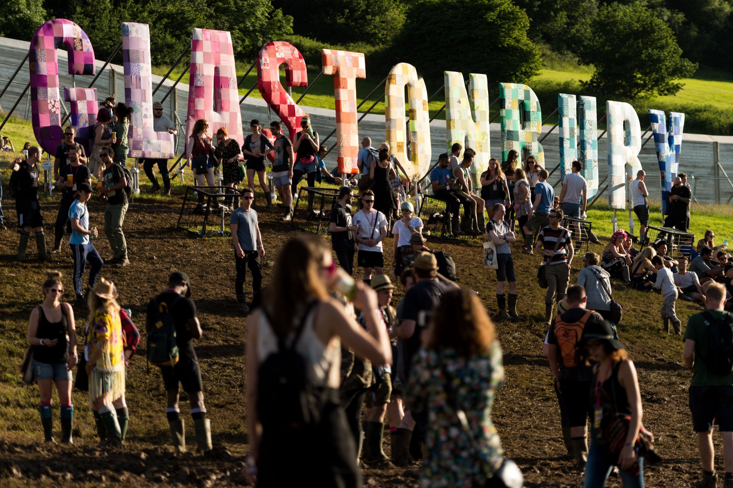 Glastonbury reacts to Brexit