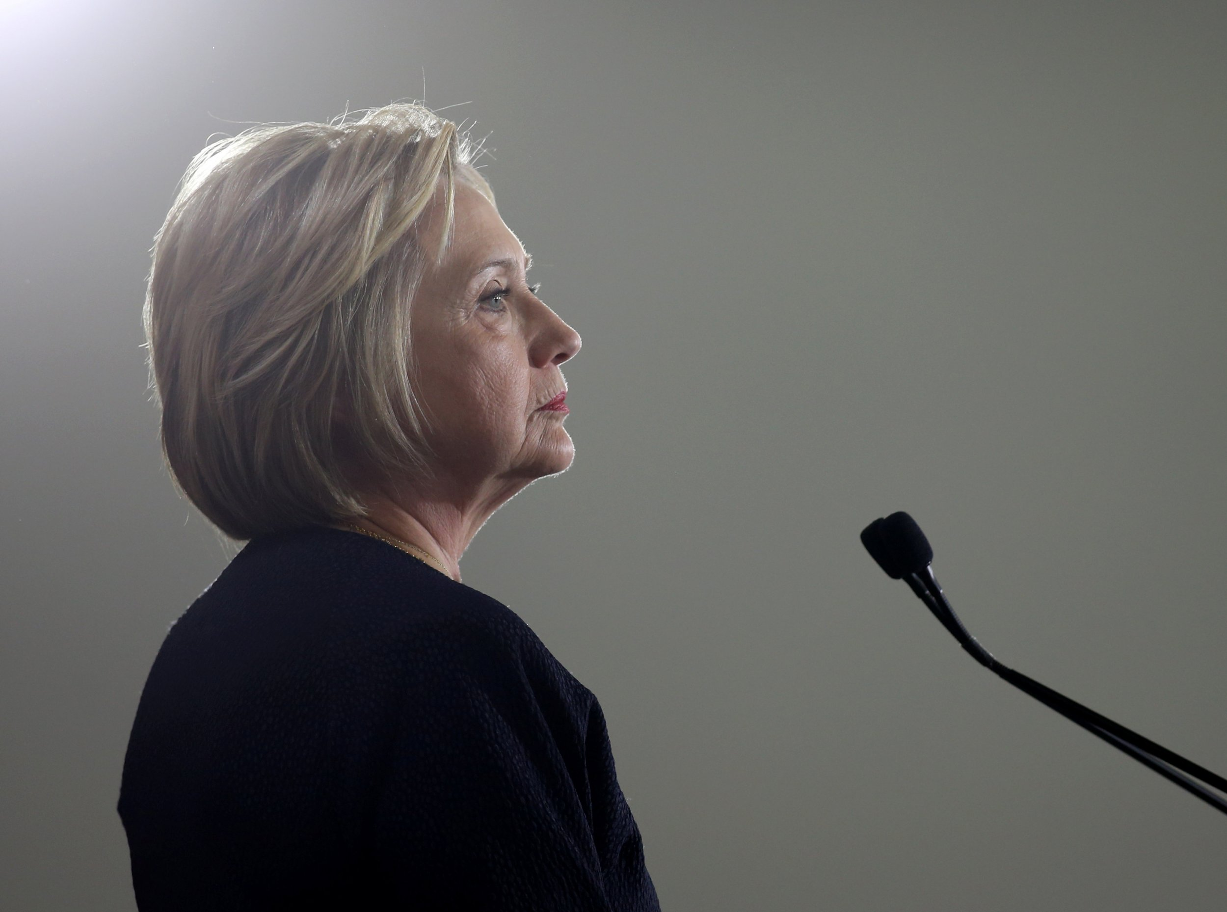 In every speech Hillary Clinton gives  she mentions equal pay  yet when it  comes