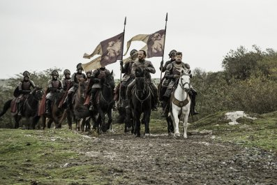 Game of Thrones 6x10 - The Winds of Winter