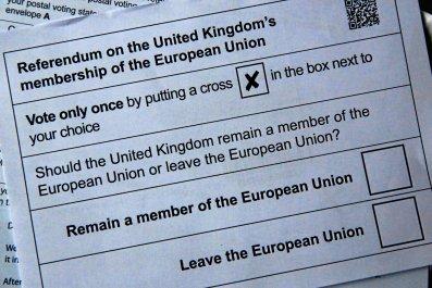 Referendum papers