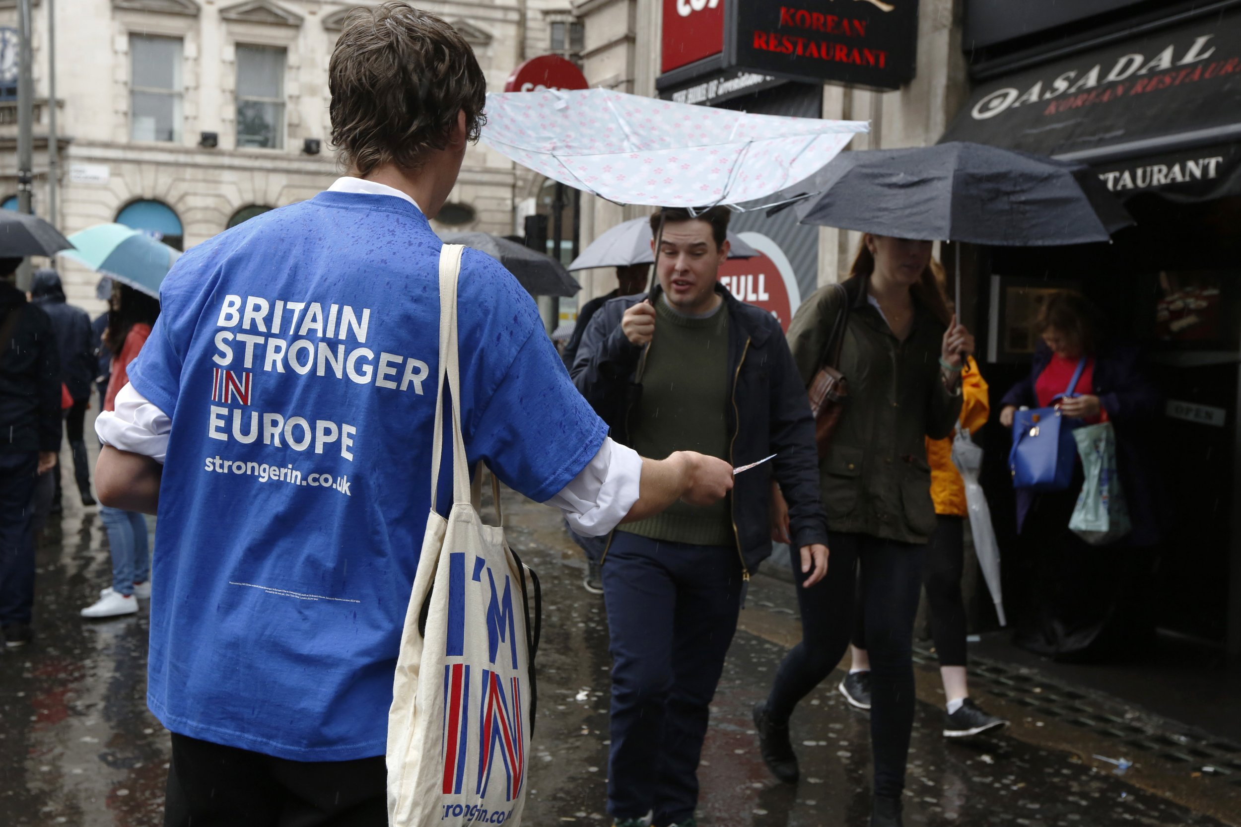 Remain campaigner