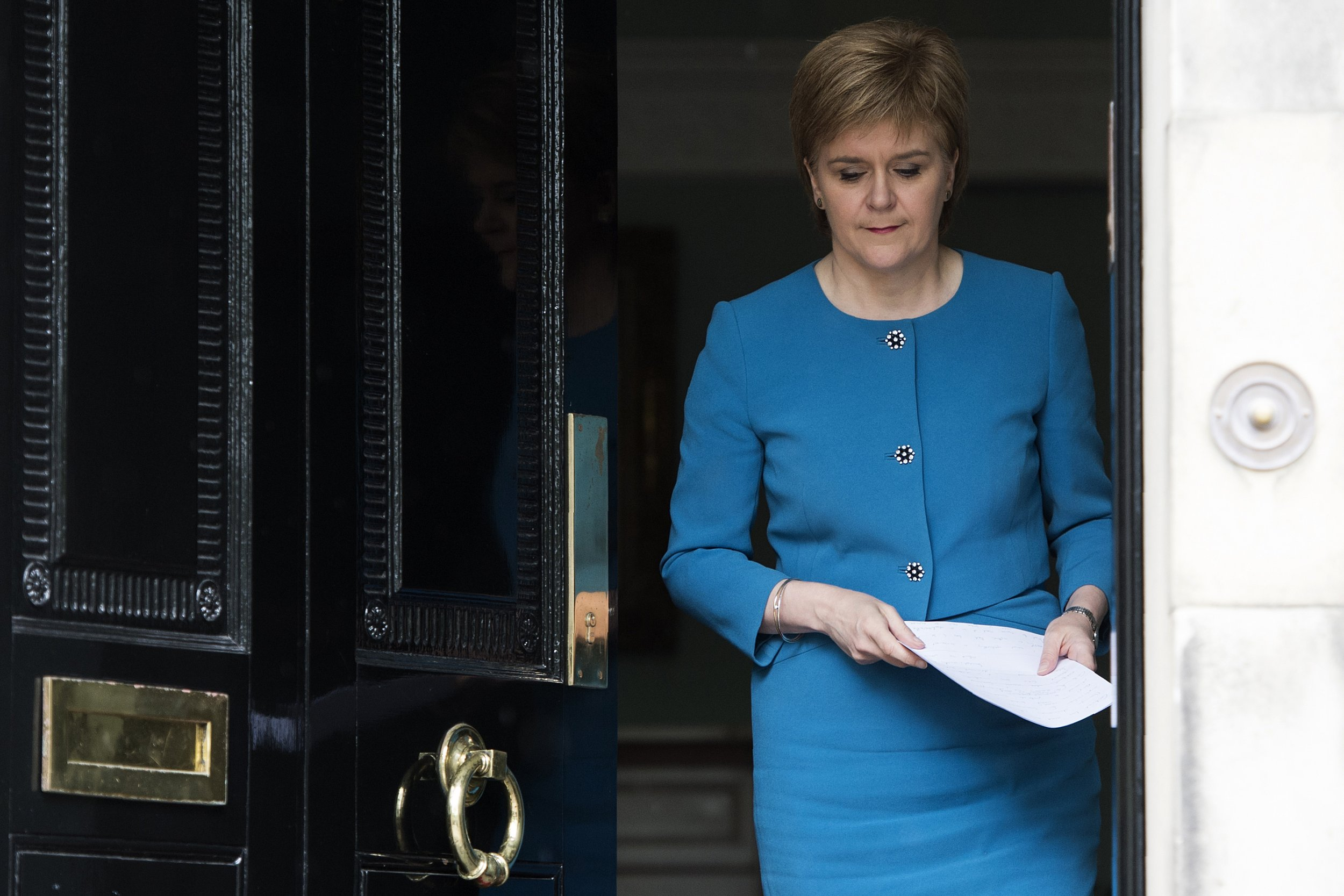 Nicola Sturgeon post-Brexit speech
