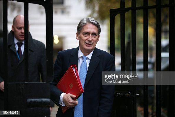 Philip Hammond EU referndum