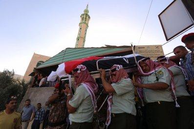 Jordan ISIS Suicide Bombs