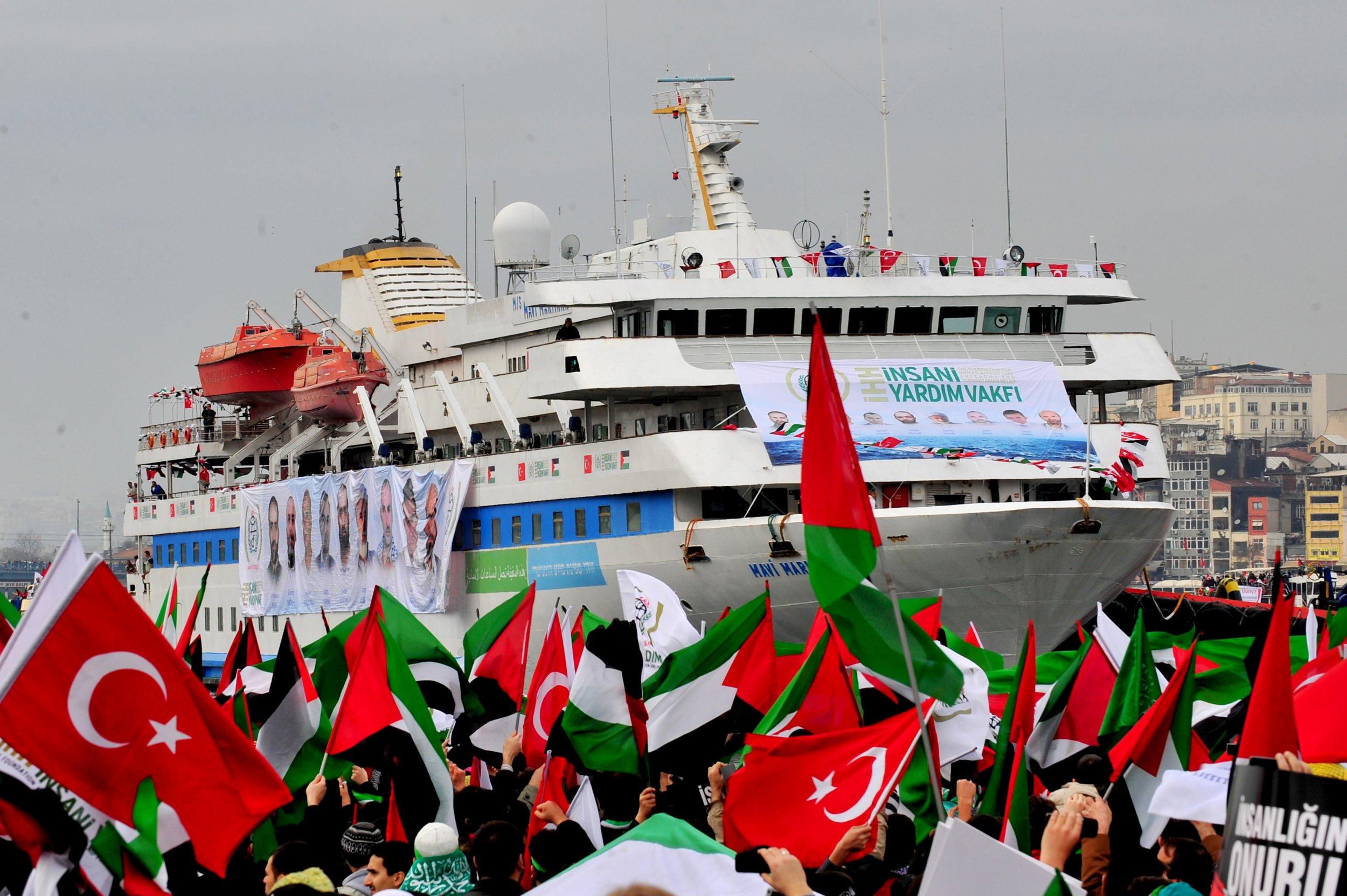 Turkey Israel Mavi Marmara