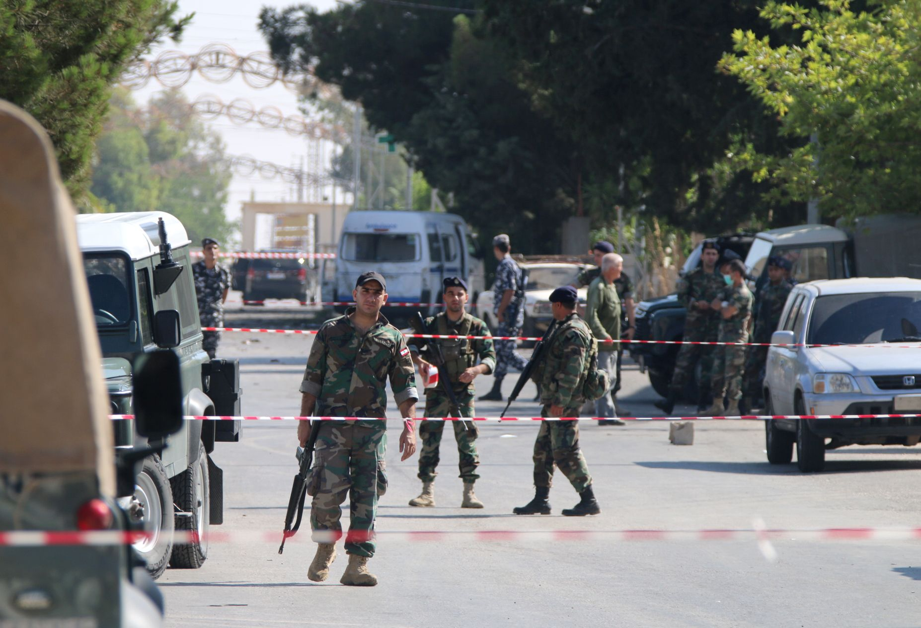 Lebanon Bomb Blasts Middle East
