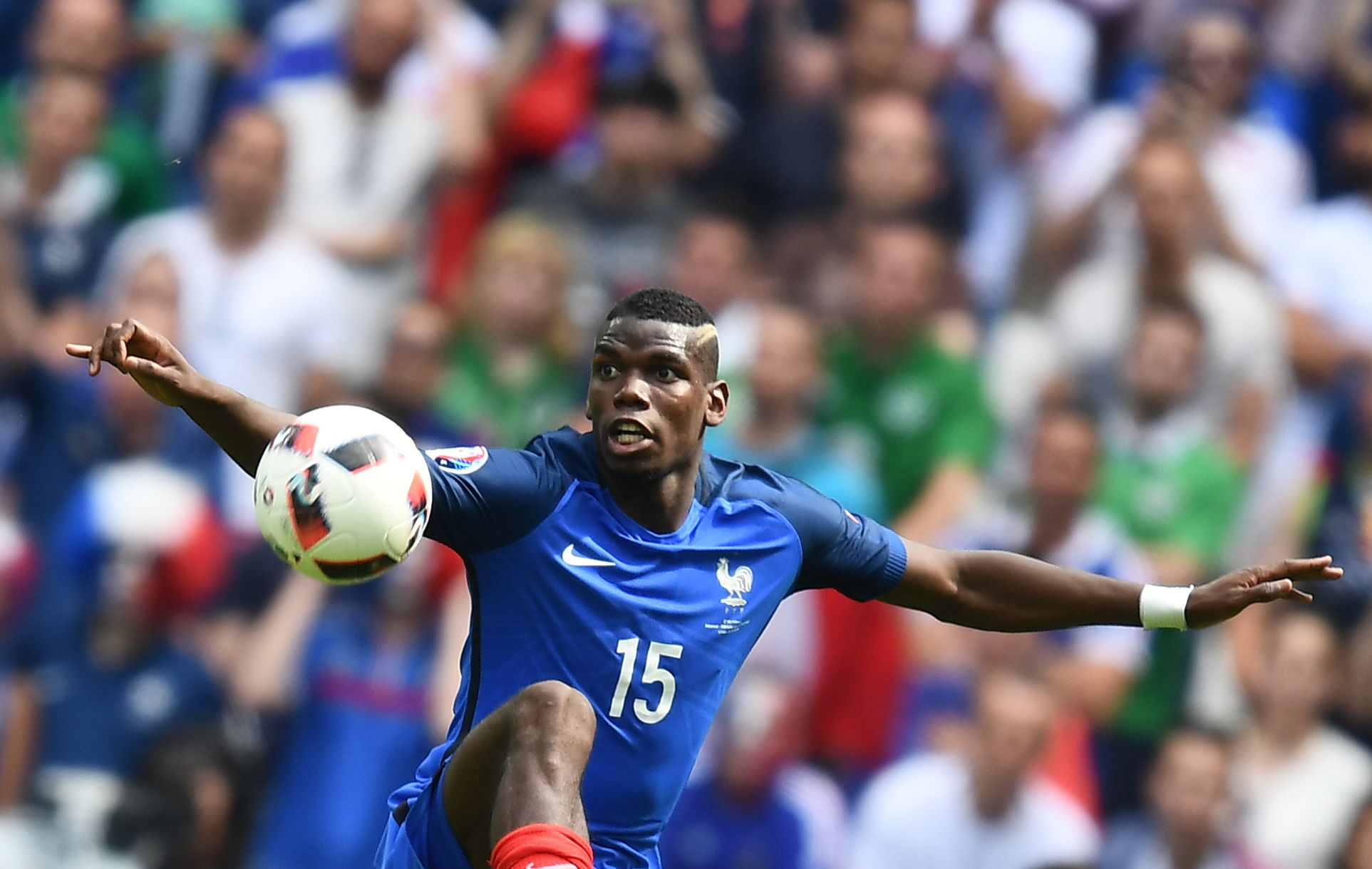France star Paul Pogba is a Manchester United target.
