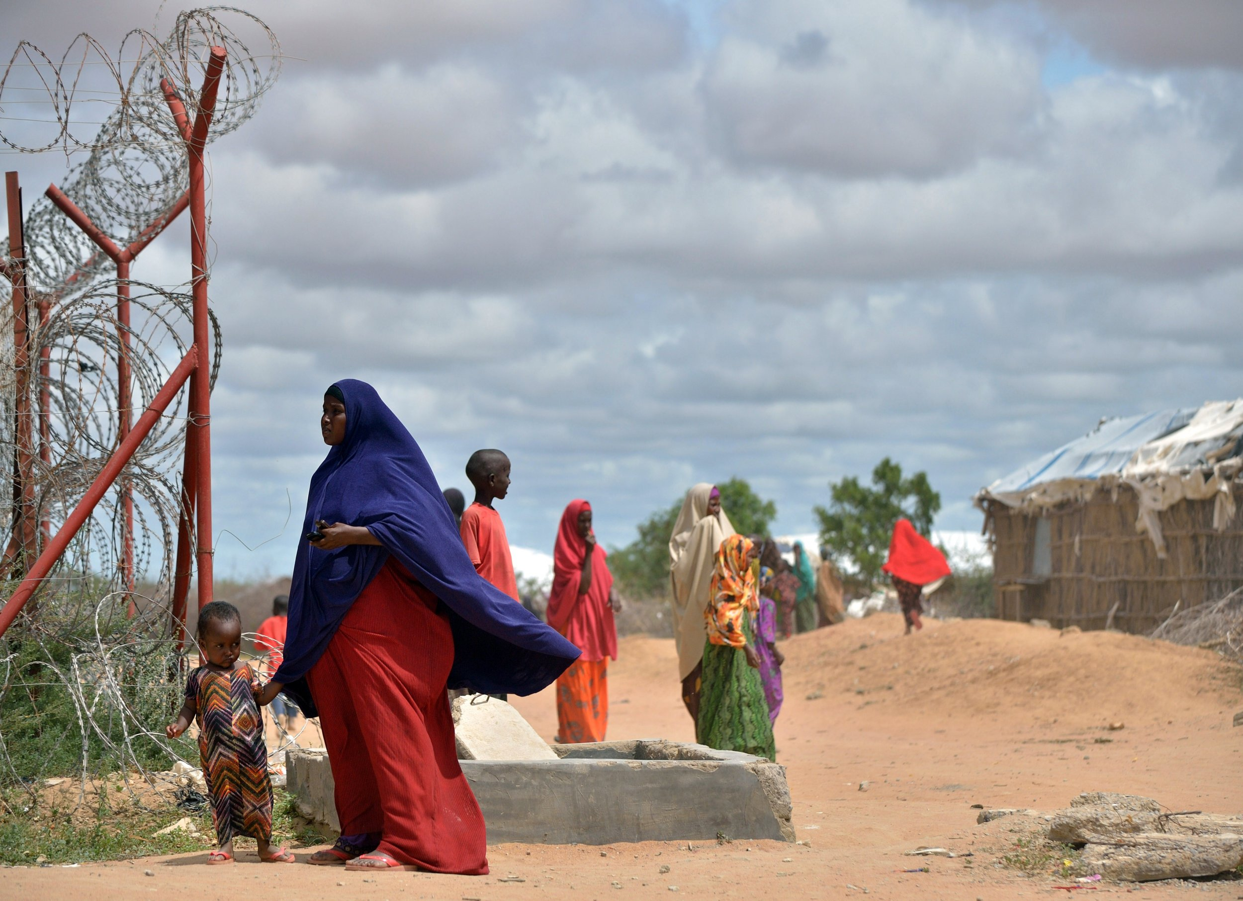 Refugees in Dadaab