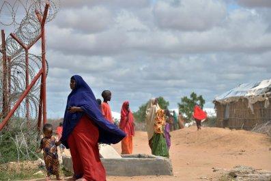 Refugees in Dadaab