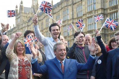 Nigel Farage Supporters