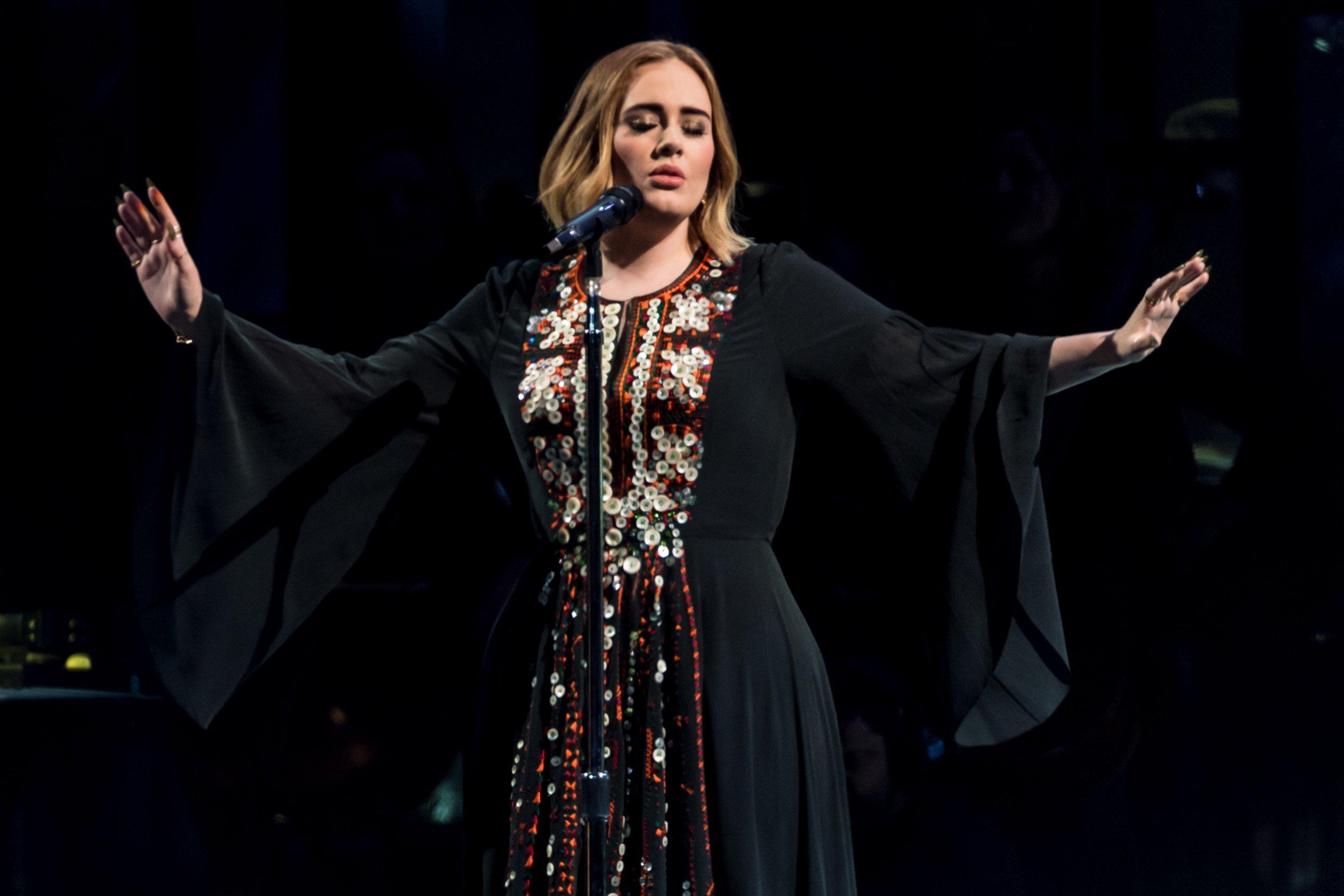 Adele at Glastonbury