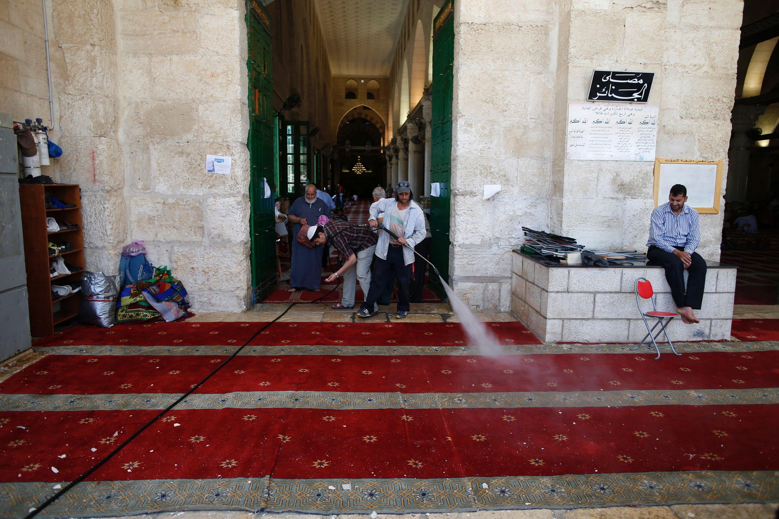 Al-Aqsa Mosque Israel