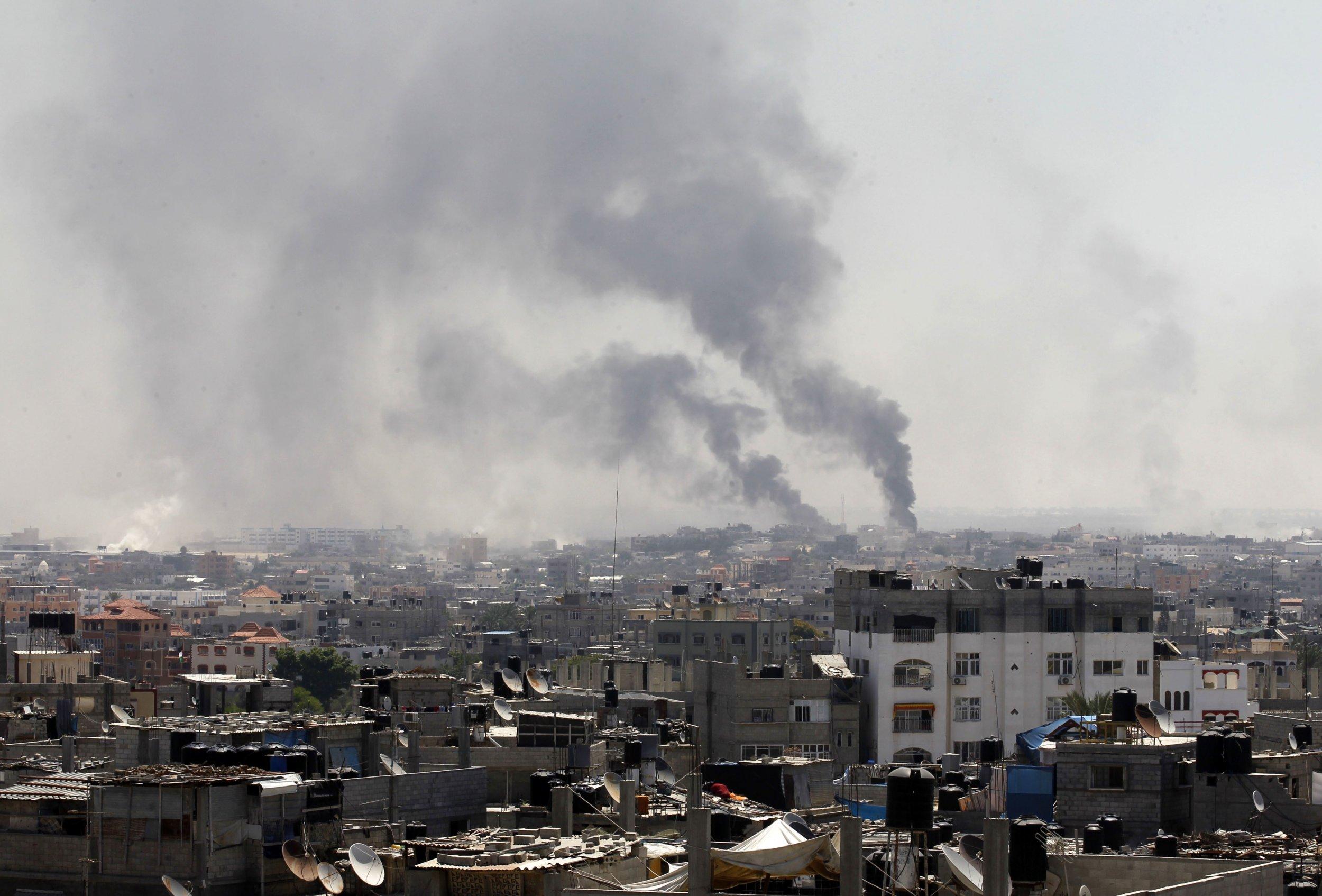 Hannibal Directive in Rafah, Gaza