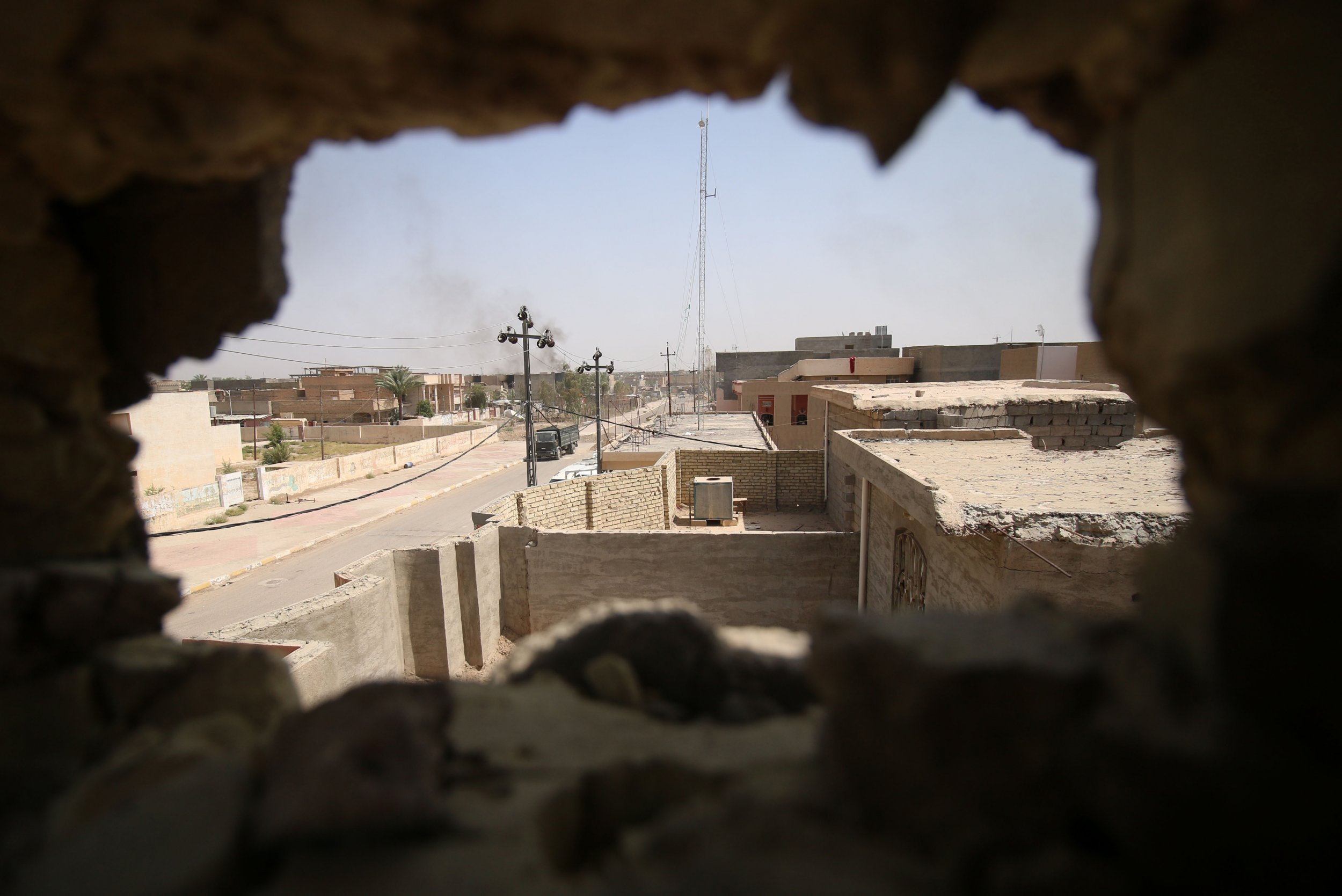 Iraq Fallujah Mosul Coalition