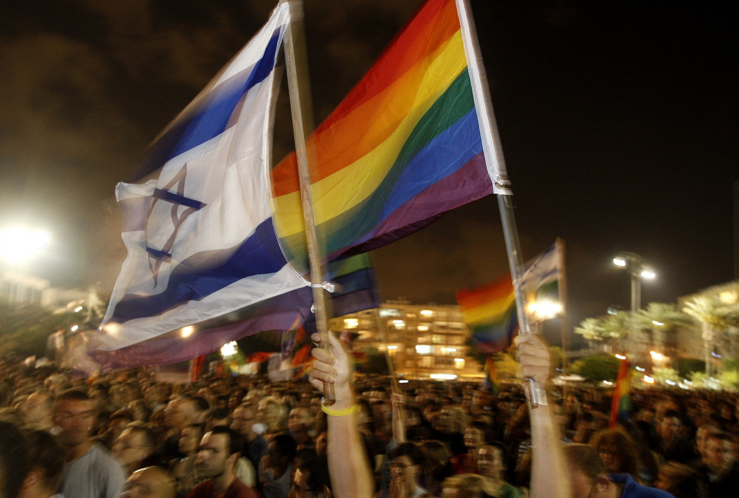 Ten Days on LGBT Birthright Israel