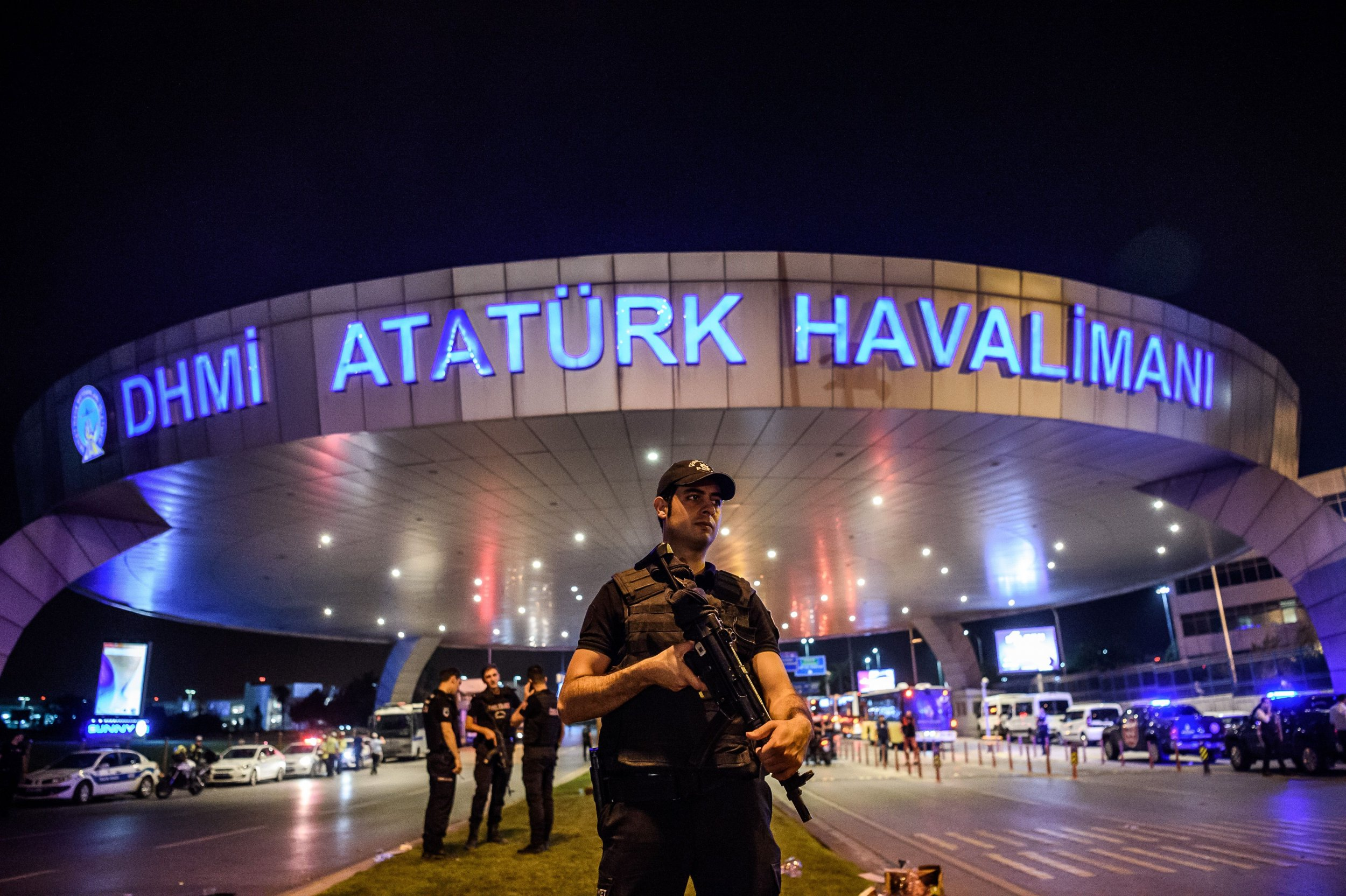 Istanbul's Ataturk Airport