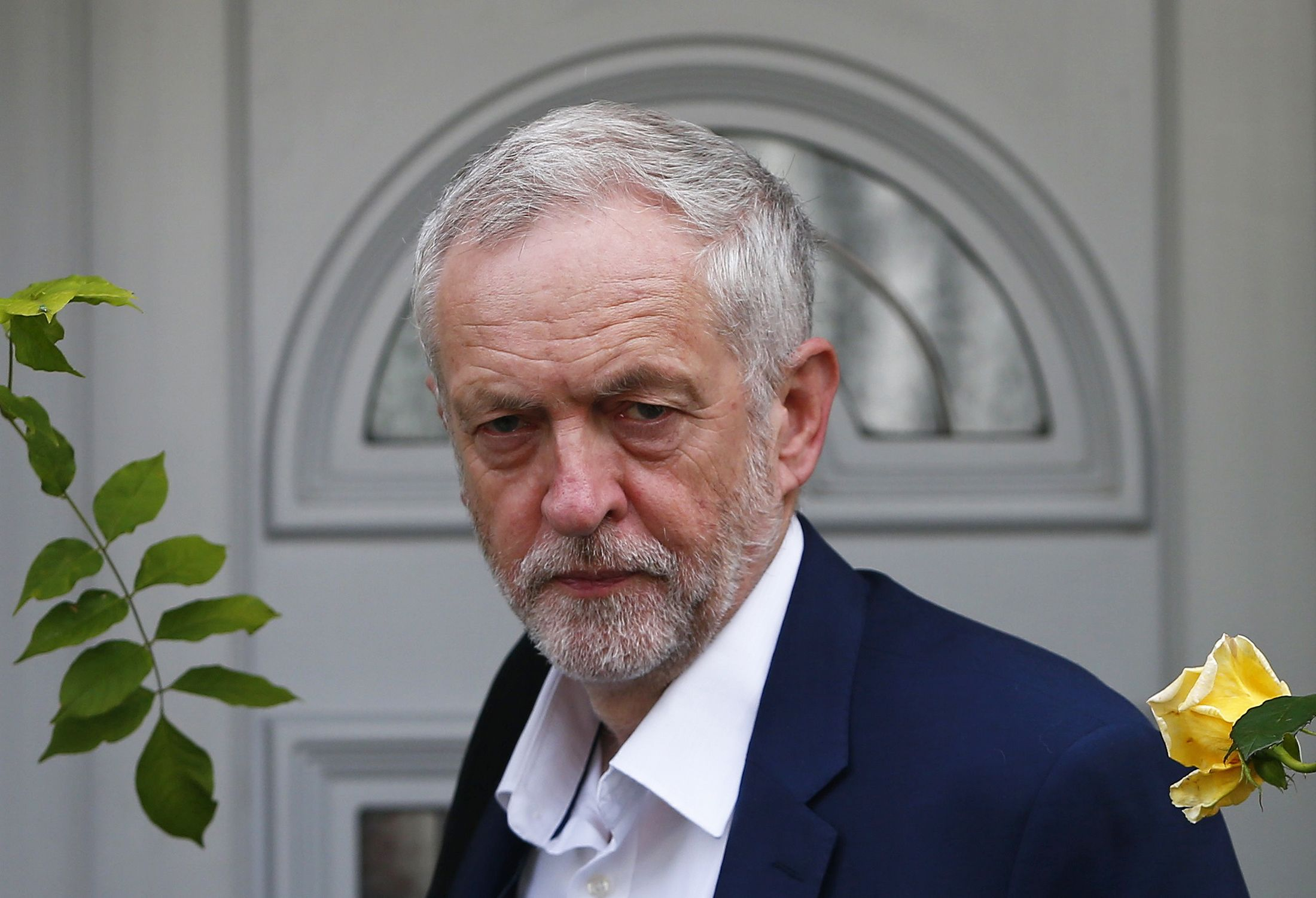 Jeremy Corbyn after the Vote of No Confidence