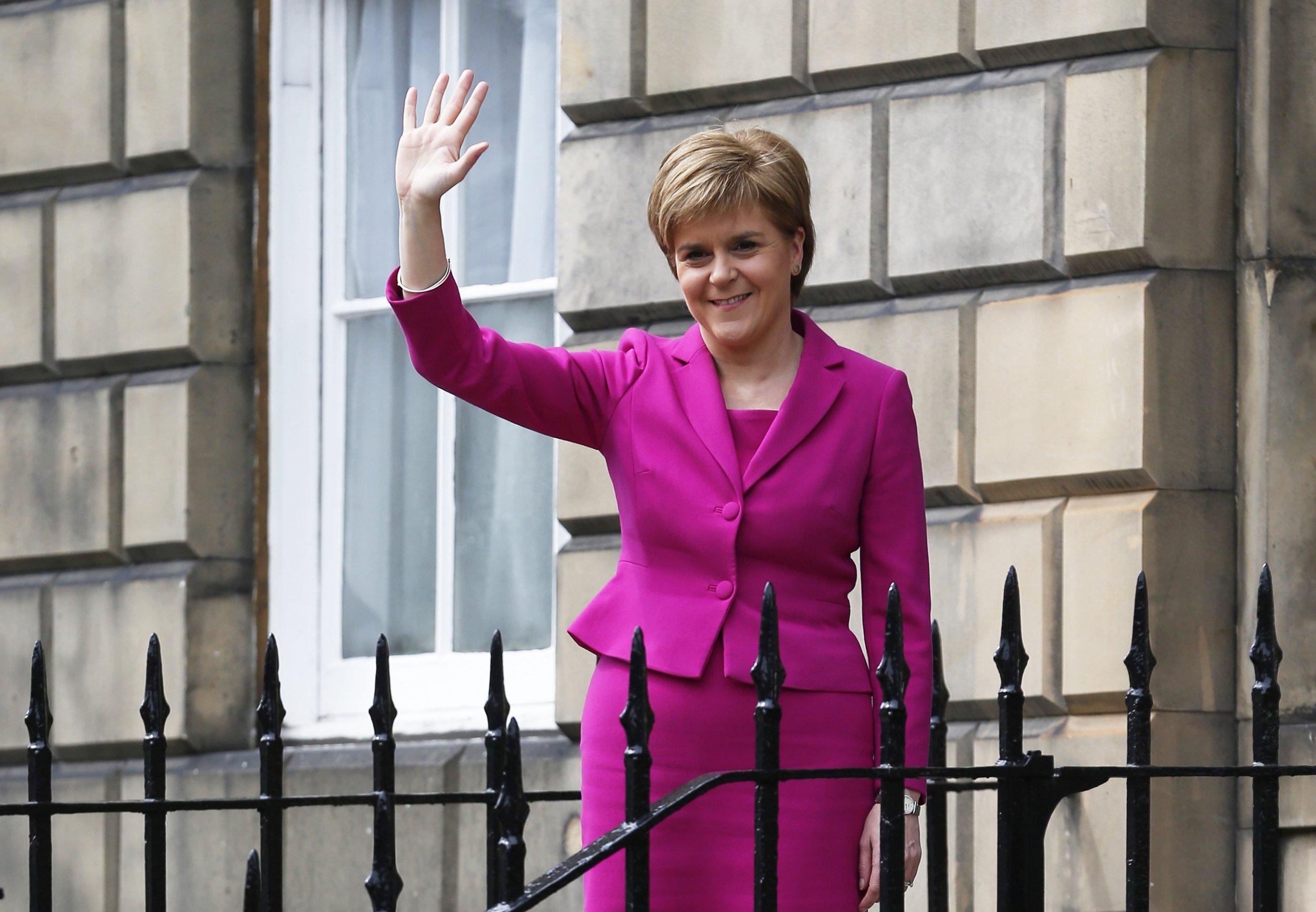 nicola sturgeon appoints scottish brexit minister