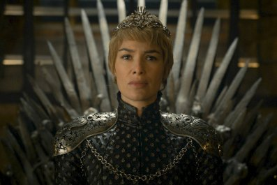 Queen Cersei in Game of Thrones
