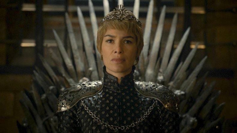 Queen Cersei in Game of Thrones
