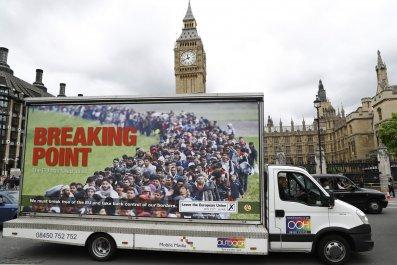 UKIP Poster Brexit