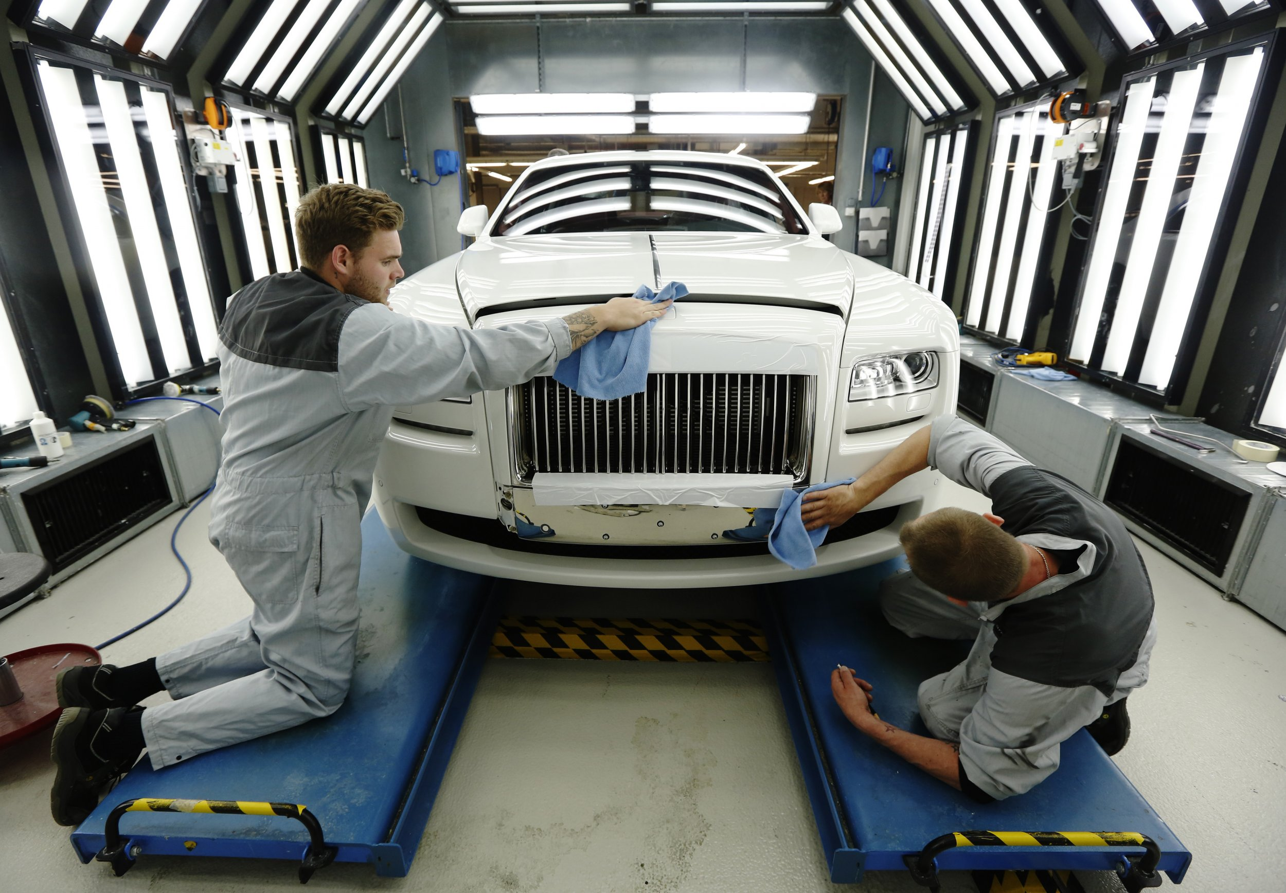 British Auto Industry