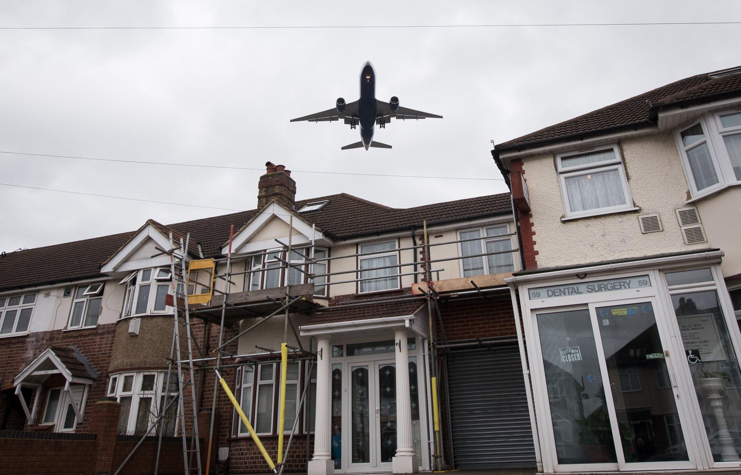 Aircraft Heathrow Expansion