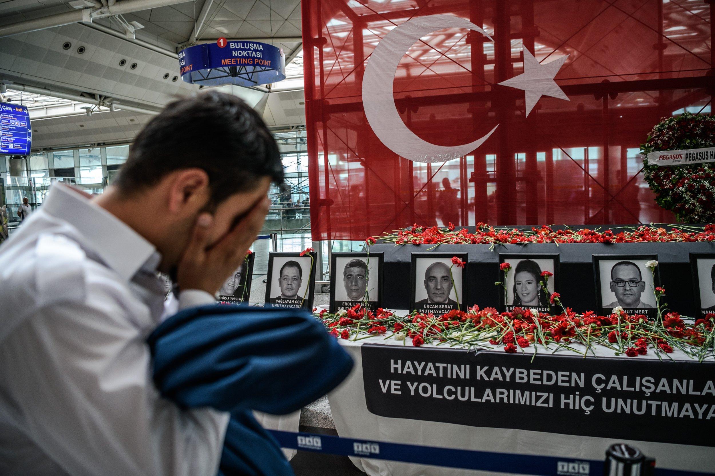 Turkey Istanbul ISIS raids