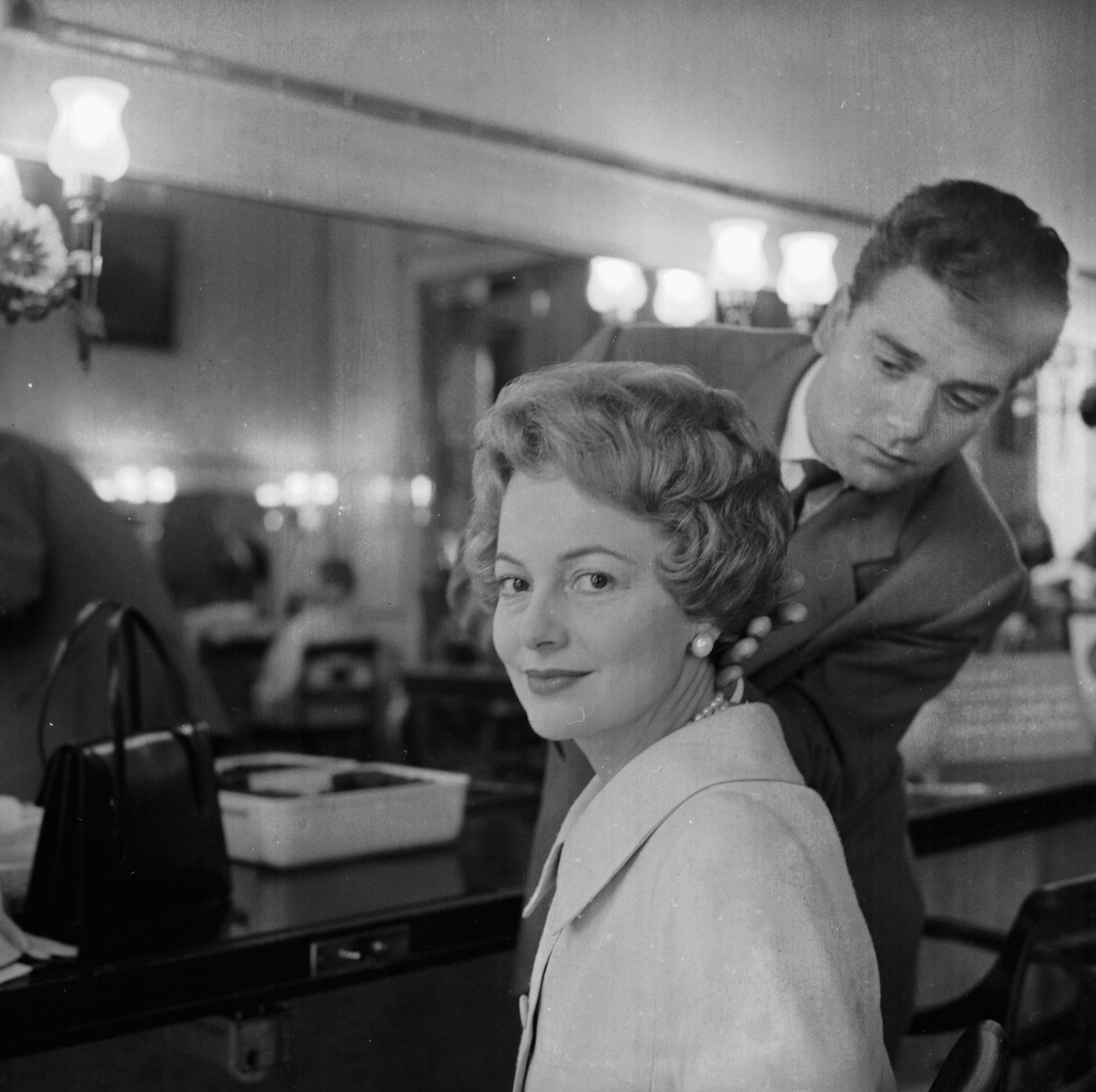 Olivia de Havilland turns 100