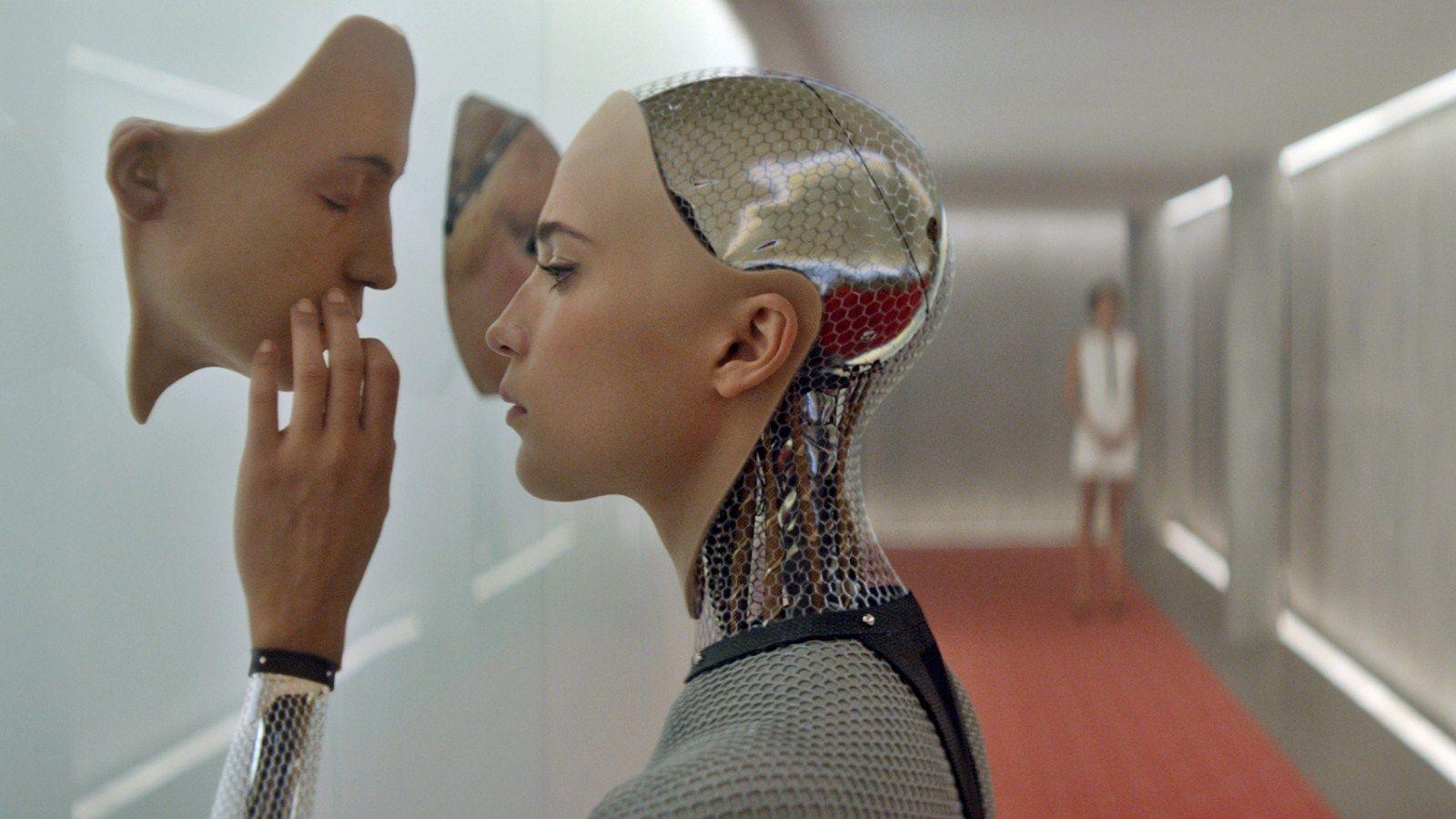 sony emotional robot ex machina