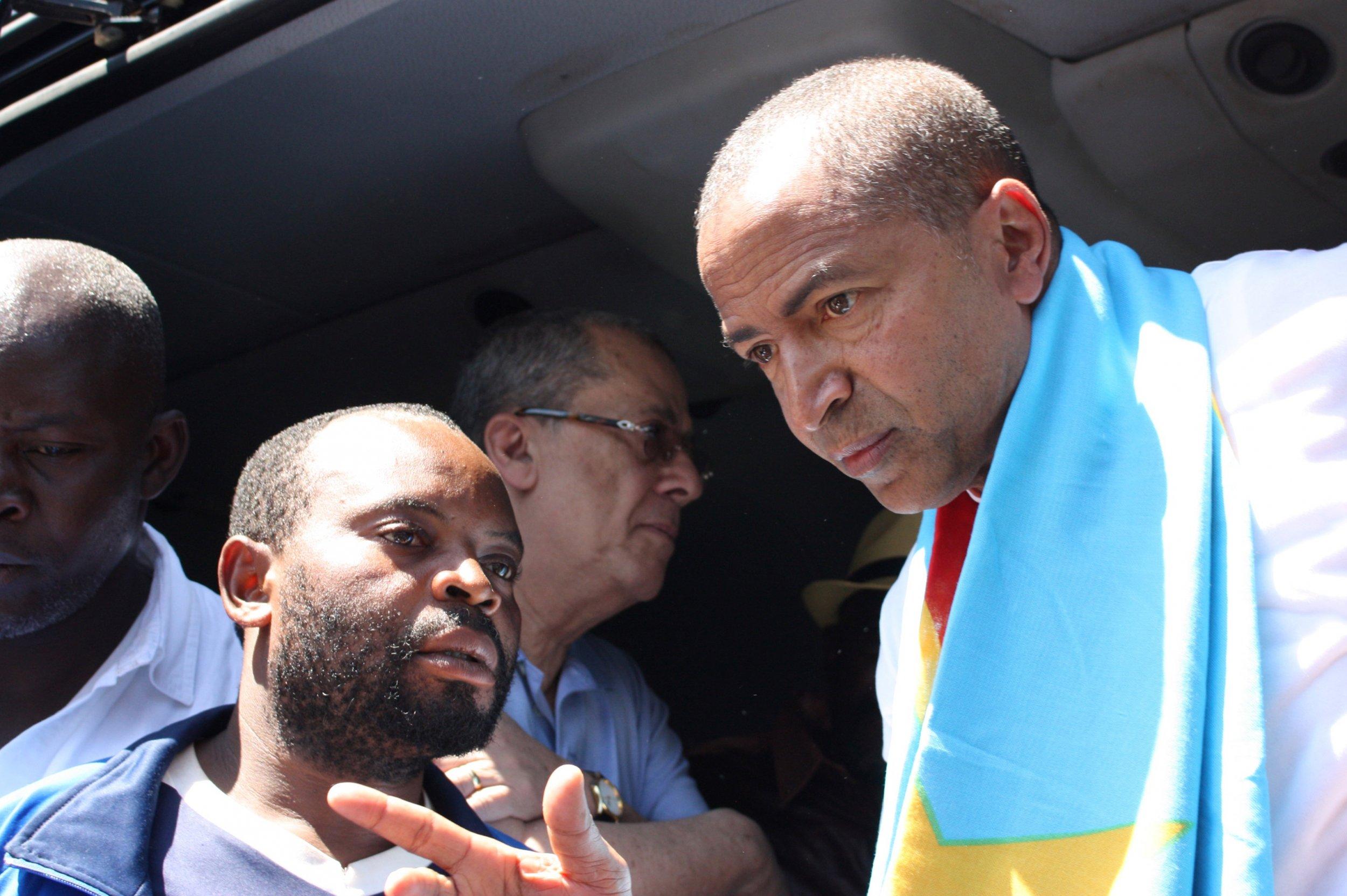 Moise Katumbi at court