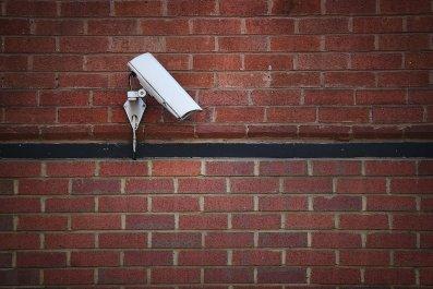cctv camera botnet ddos hackers