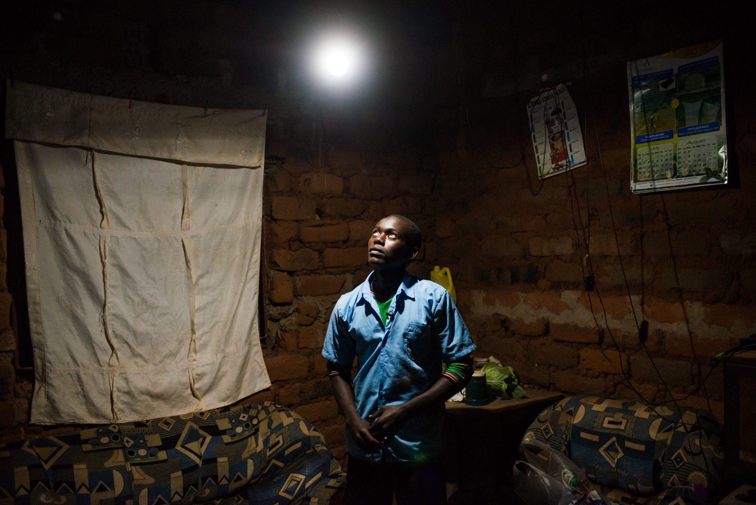 Solar Power Brightens Residents Prospects In East Africa