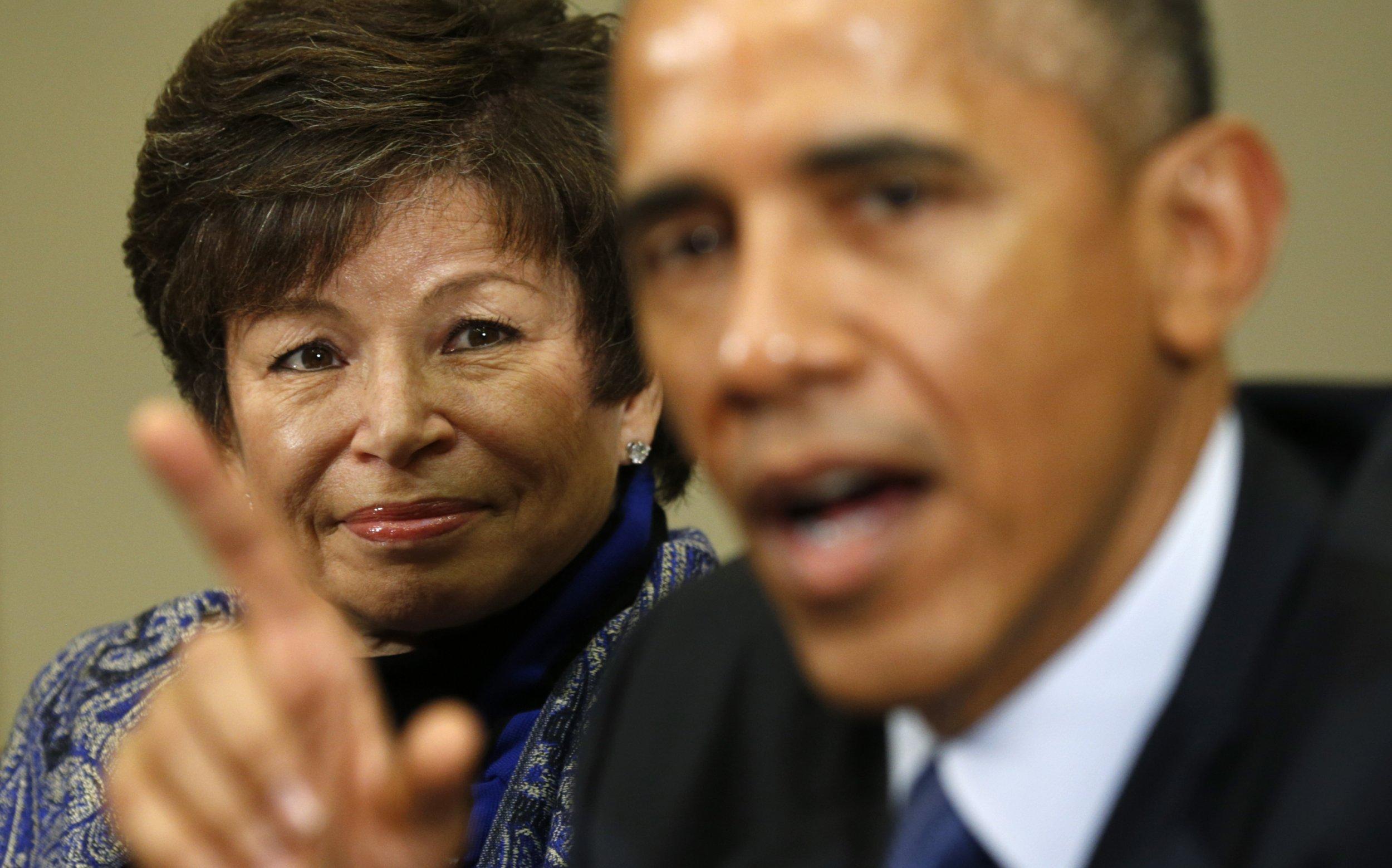 Quora: Valerie Jarrett Explains Difficulty Of Passing Gun Control  Legislation