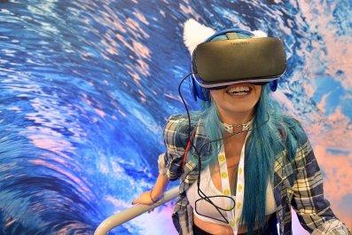 VR porn samsung gear virtual reality