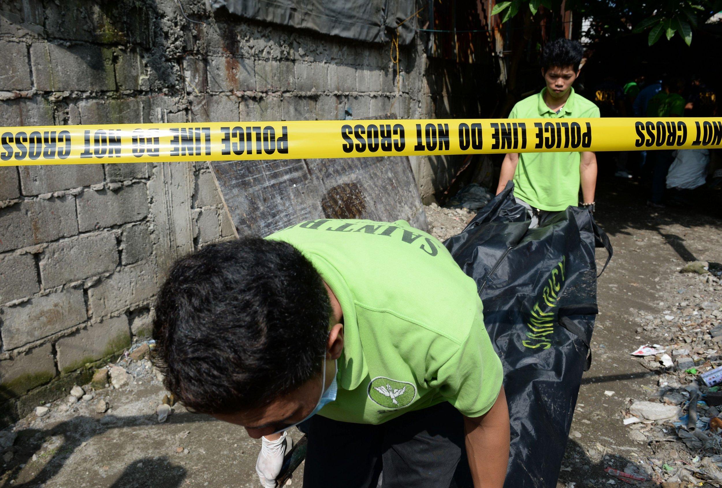 Philippines drug dealer killed