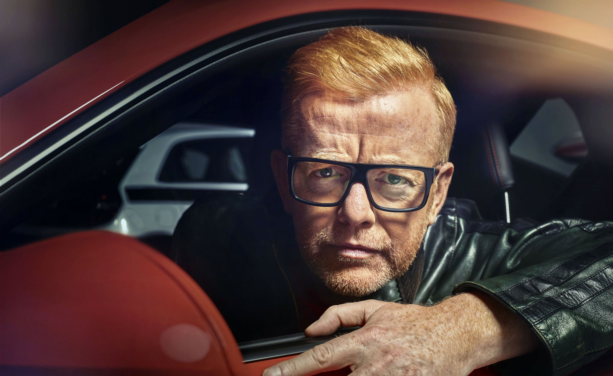 Chris Evans on Top Gear