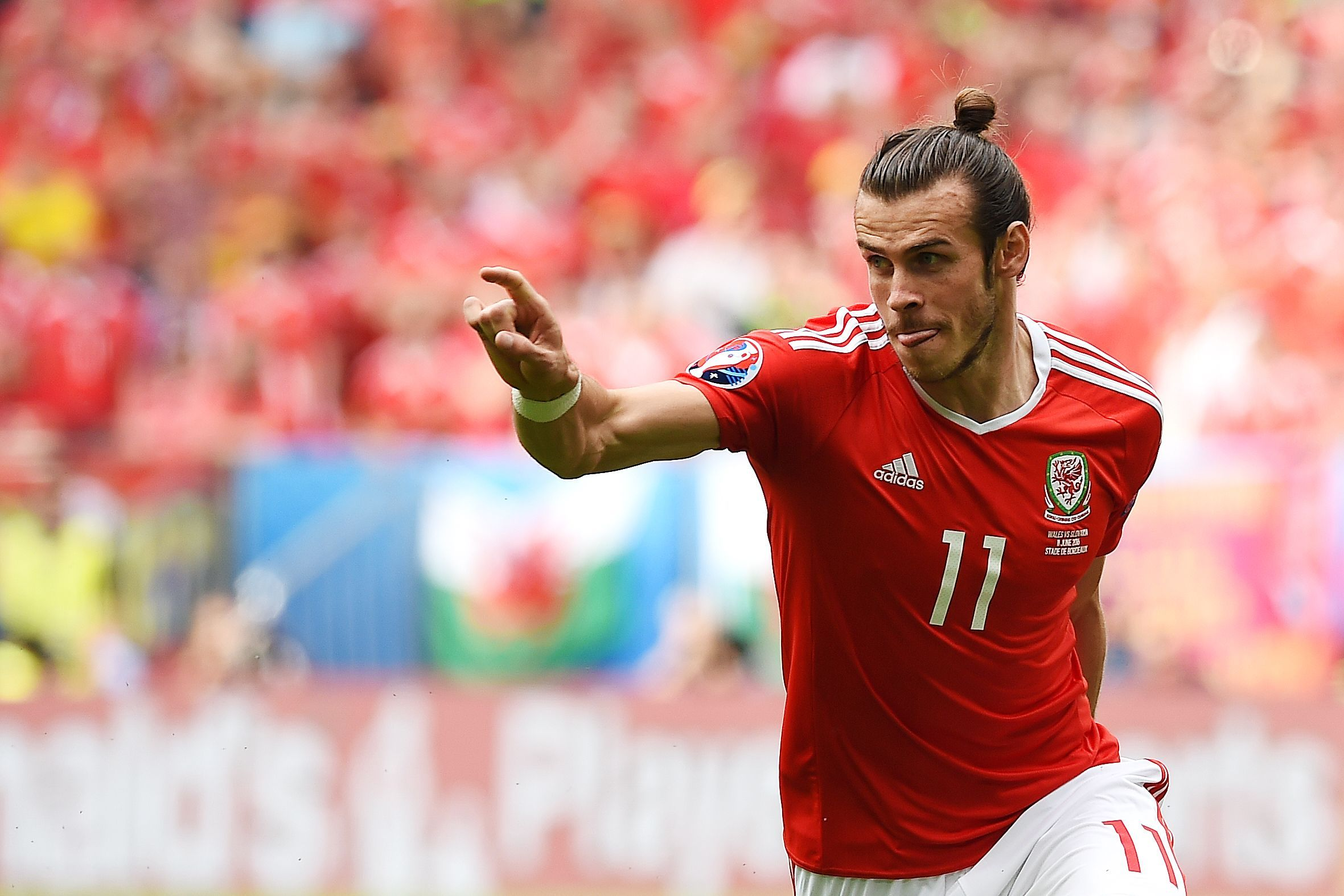Gareth Bale is '50-50' for the Nations League game with ...  |Gareth Bale