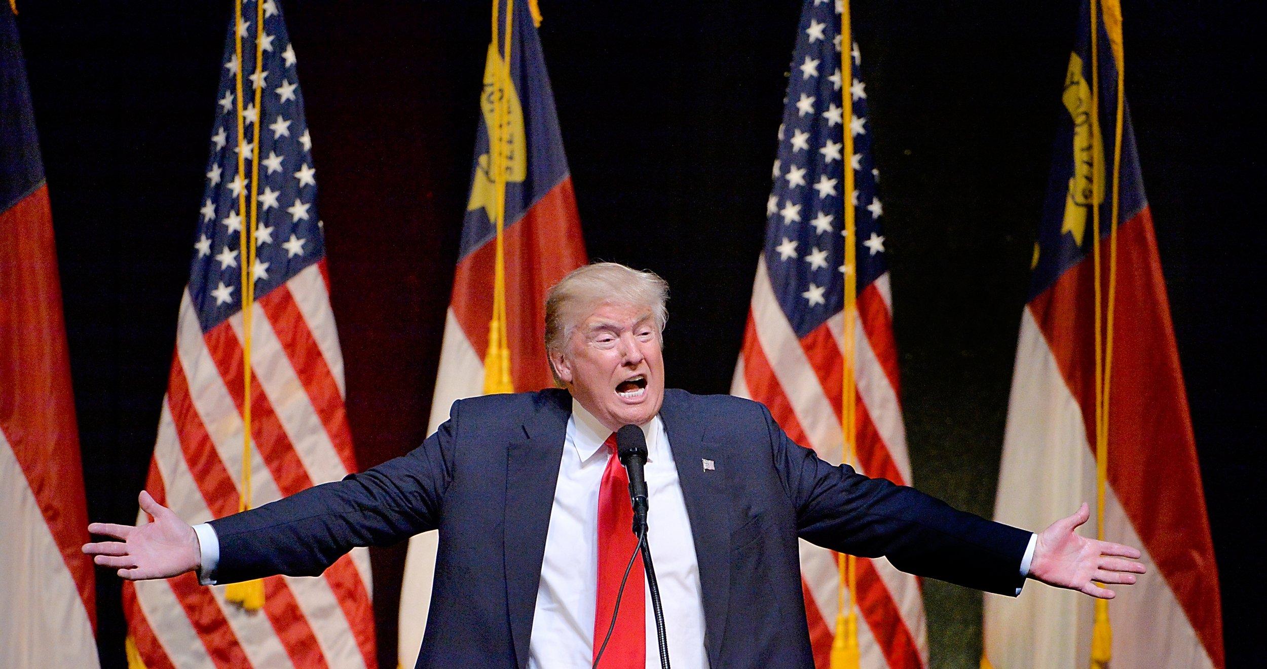 Donald Trump North Carolina