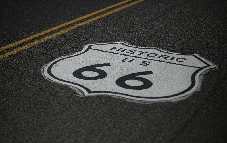 solar road route 66