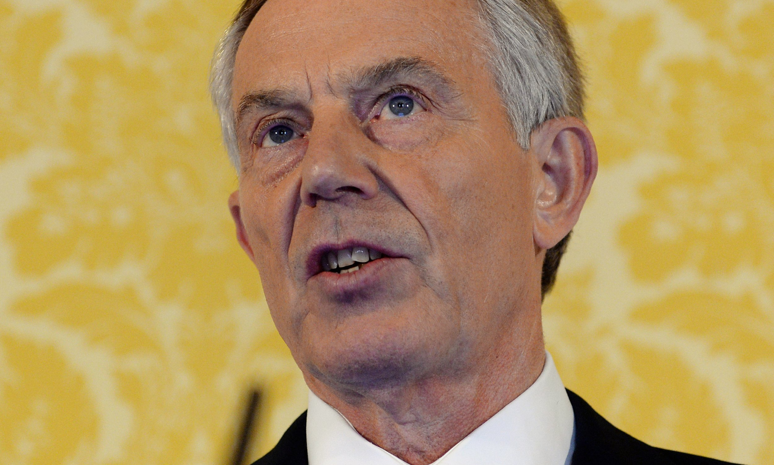 Blair Chilcot Press Conference