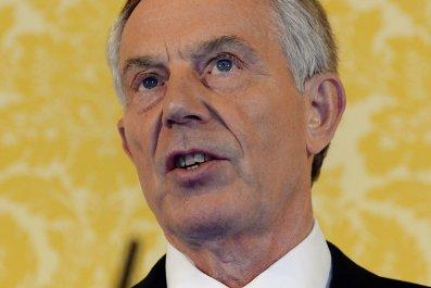 Blair Chilcot Press Conference