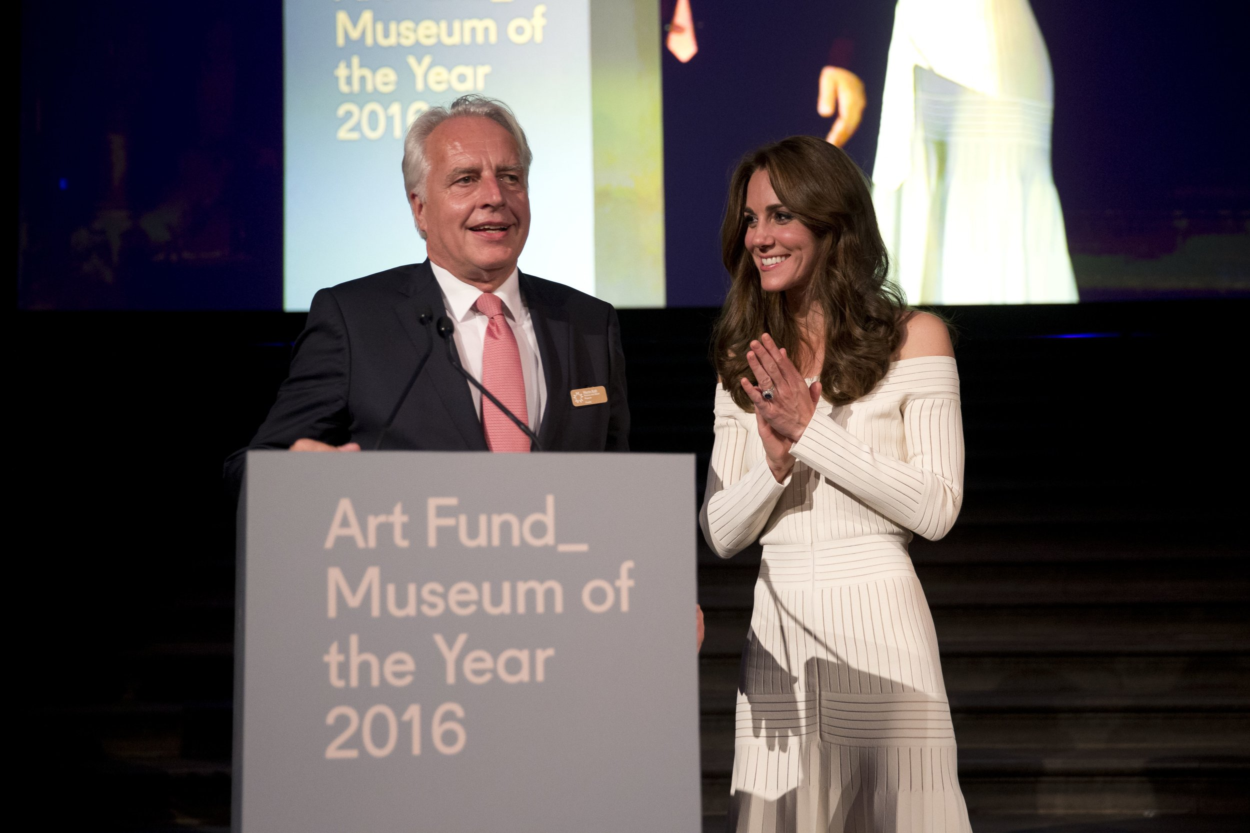 Museum of the Year - Kate Middleton