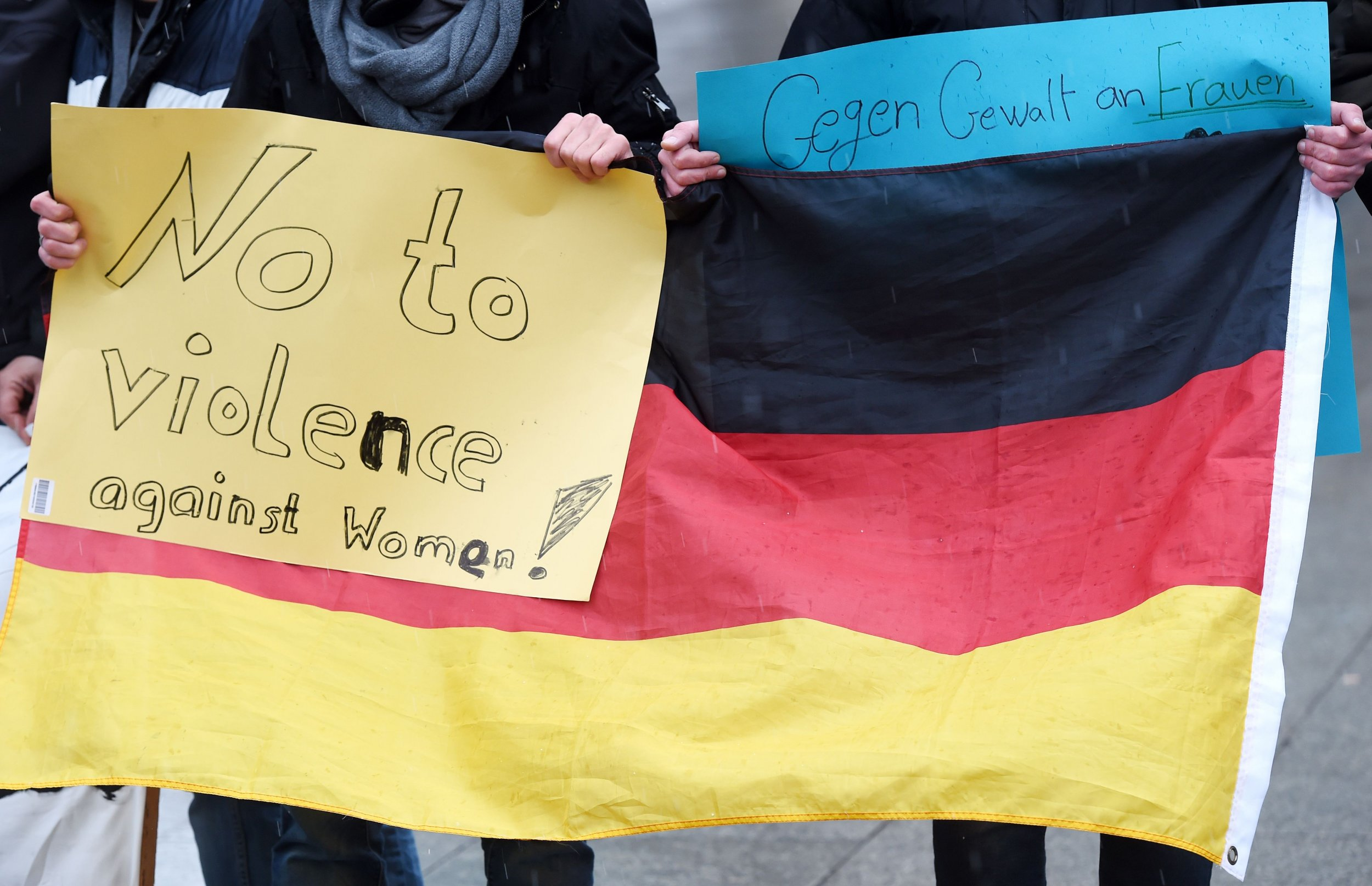 Since sex attacks in the city, Germany has pushed to update its rape laws.